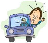 8492661-illustration-of-an-angry-driver-shouting-while-blowing-his-car-s-horn